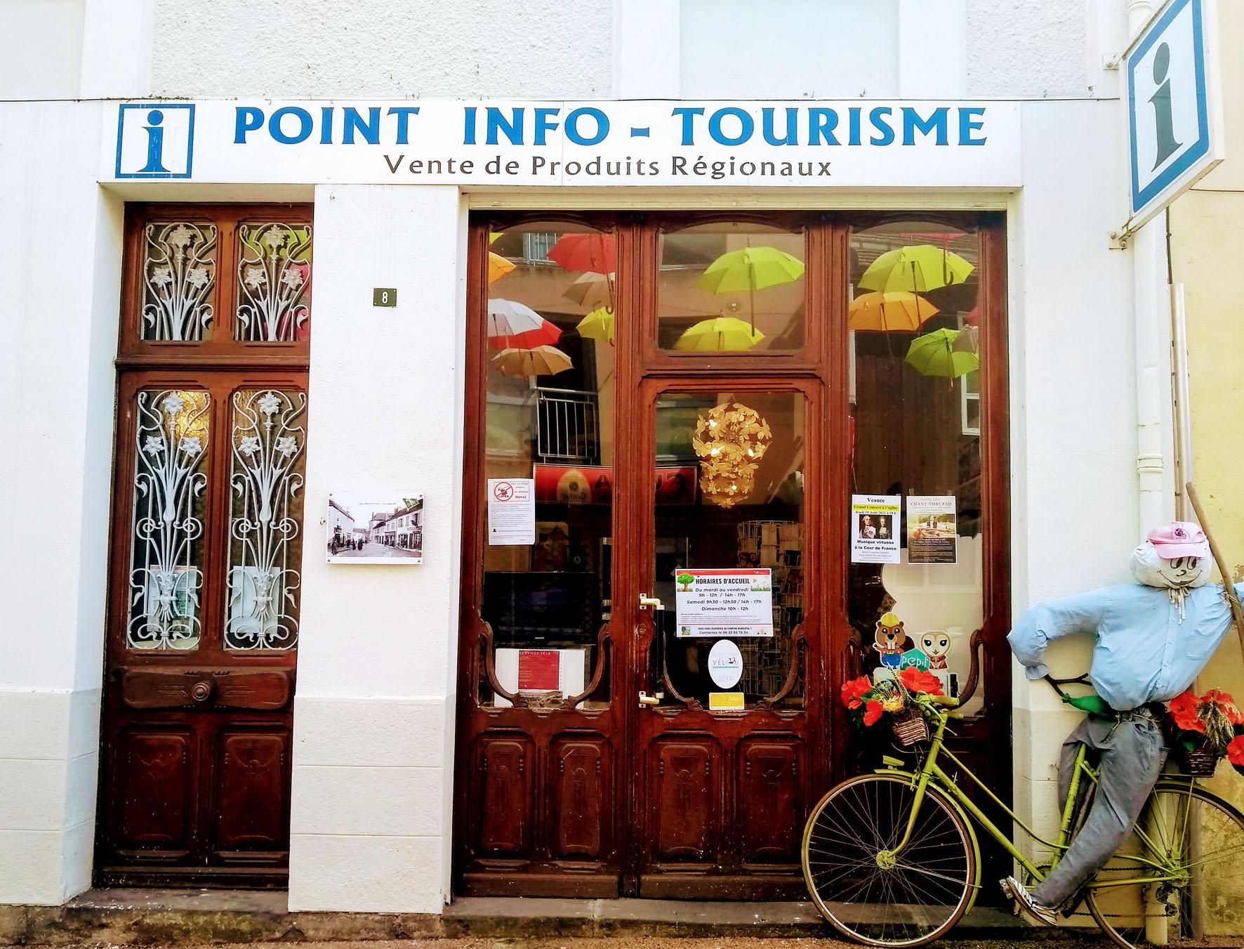point info tourisme de bellenaves 01